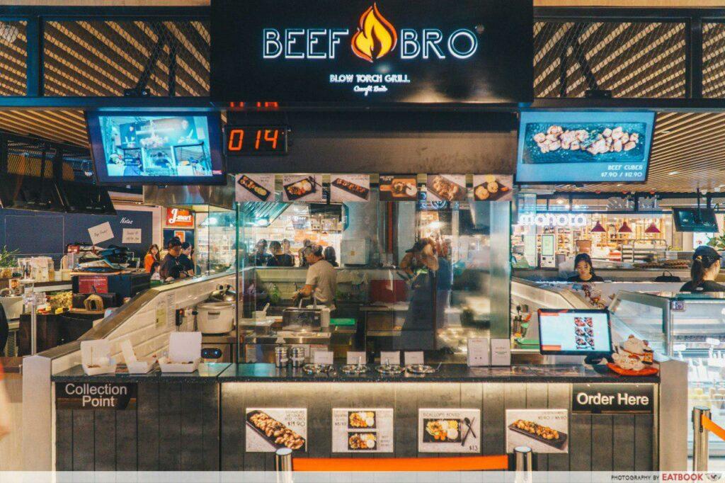 Beef Bro - Ambience