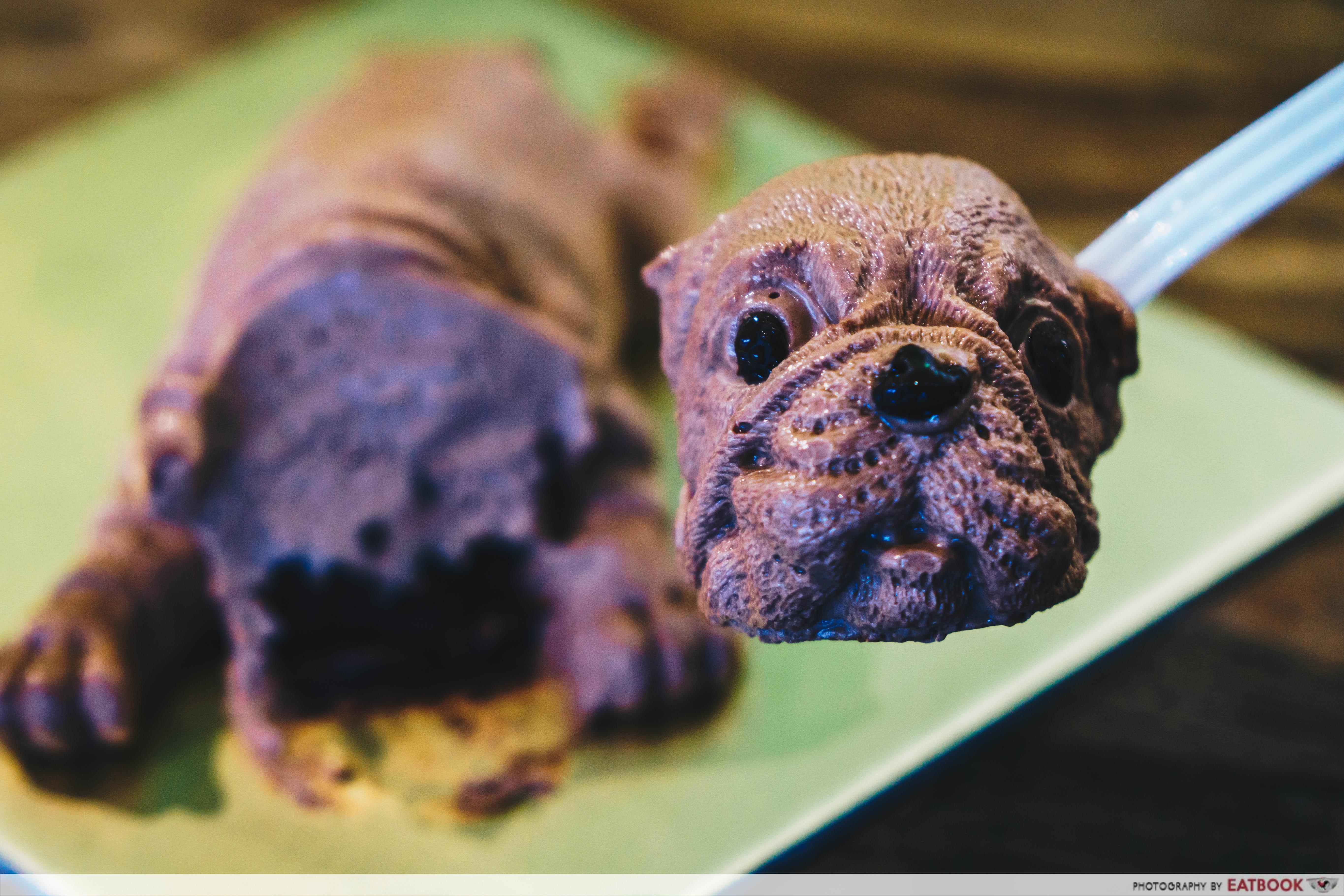 Dog Cake - Puppy Cake Spoonful