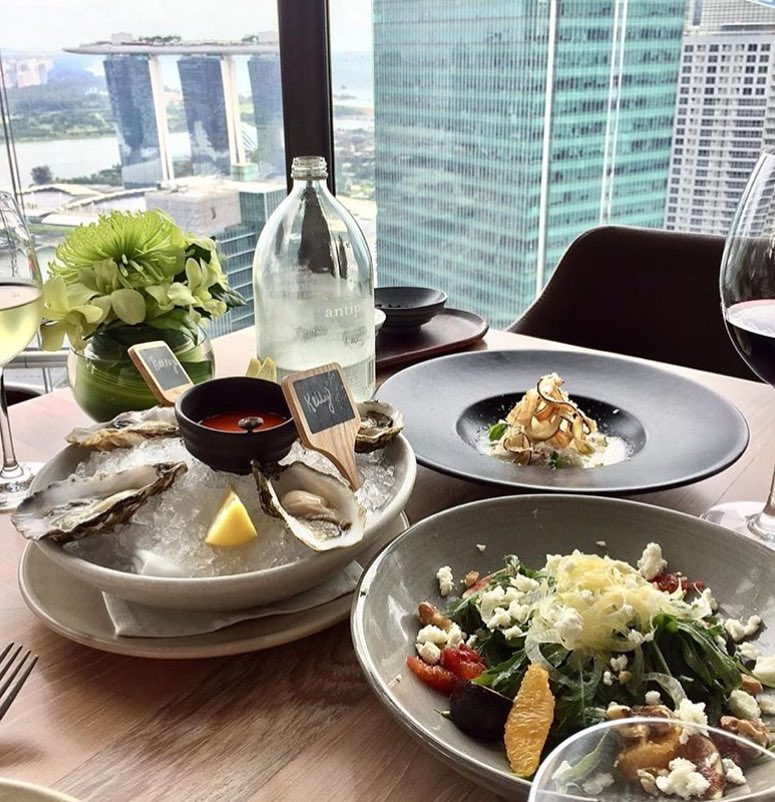 Downtown Food - Artemis Grill