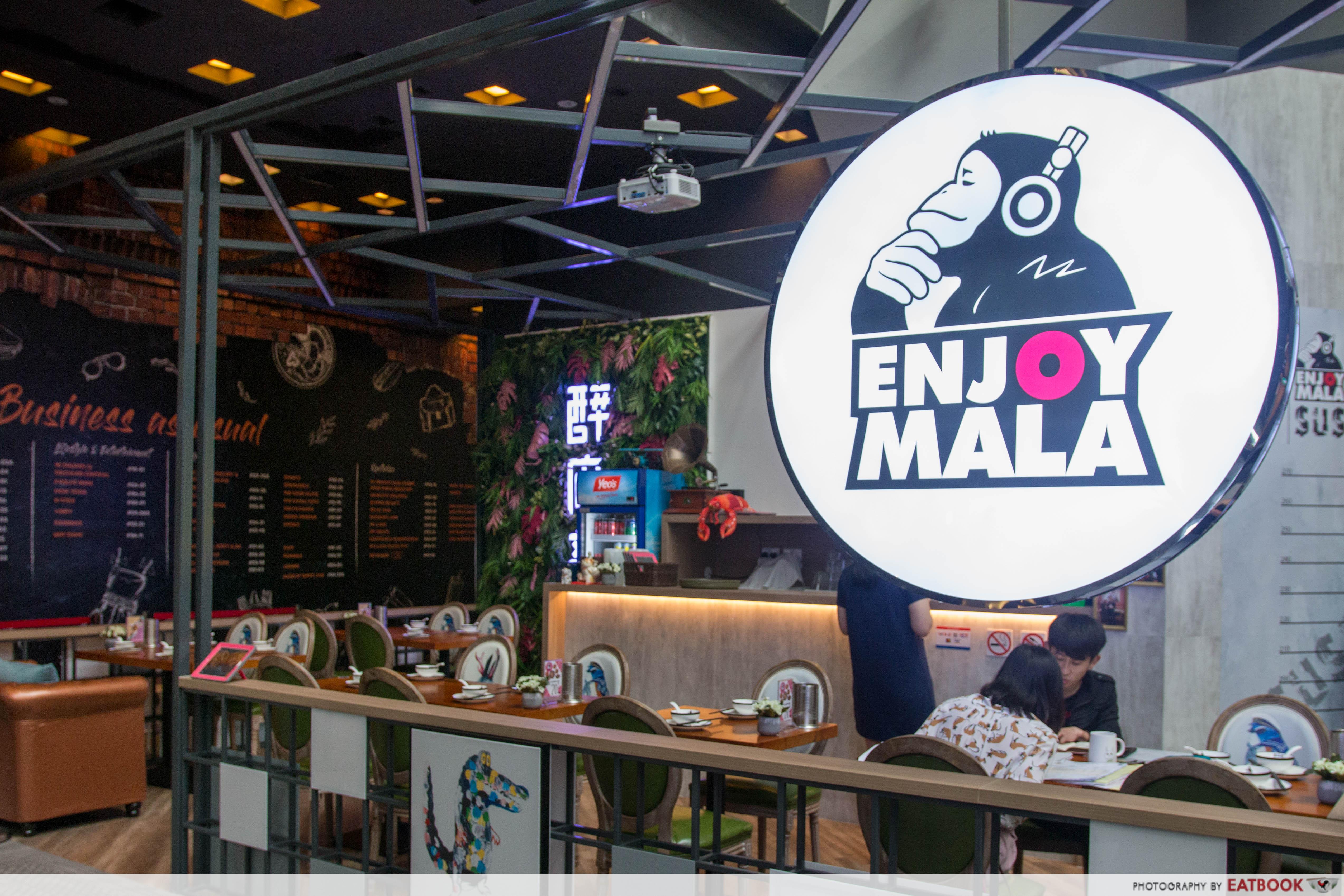 Enjoy Mala - Storefront