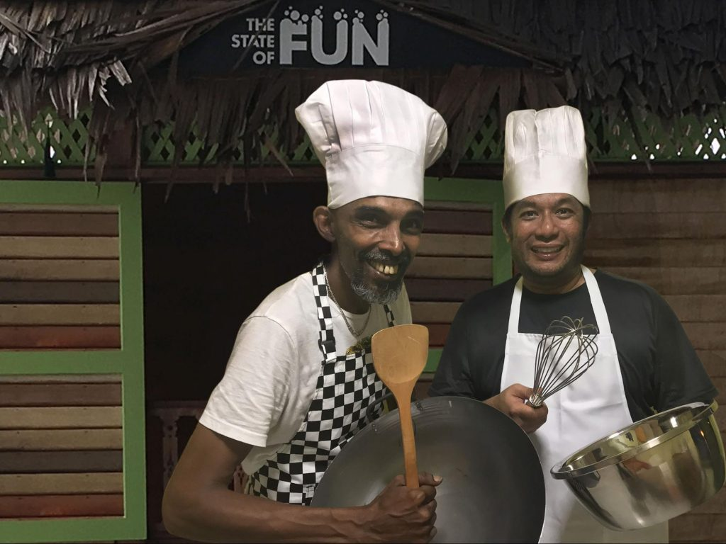 Feast at Sentosa - Chefs