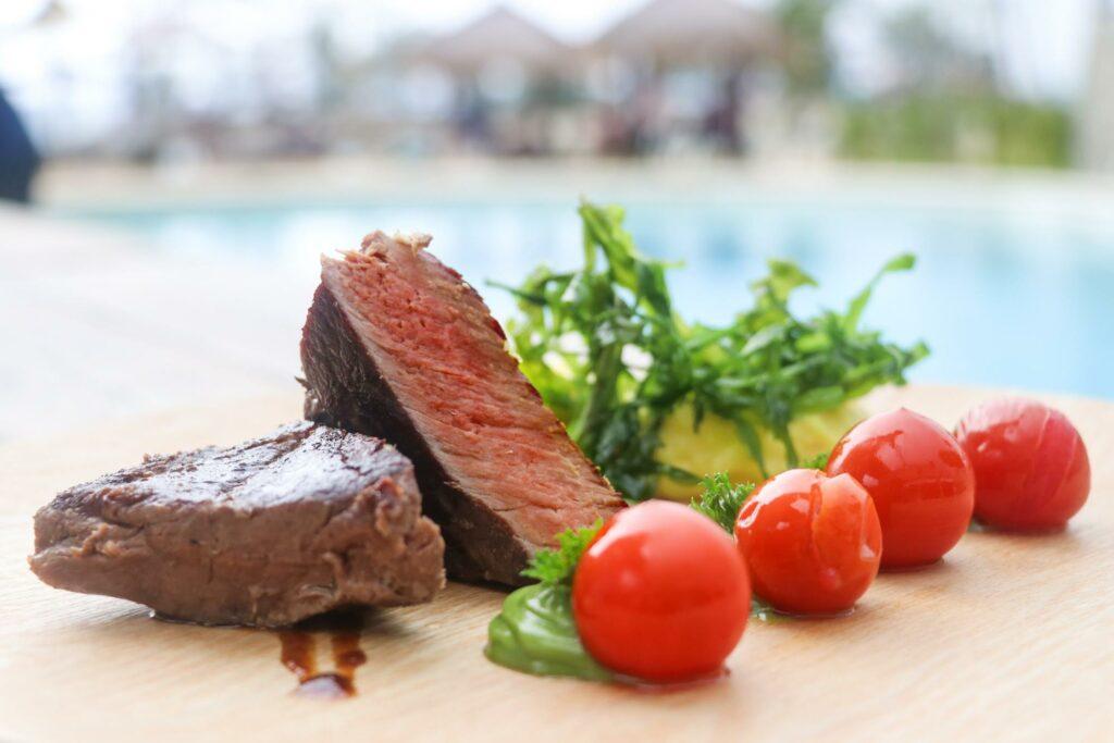 Feast at Sentosa - Steak