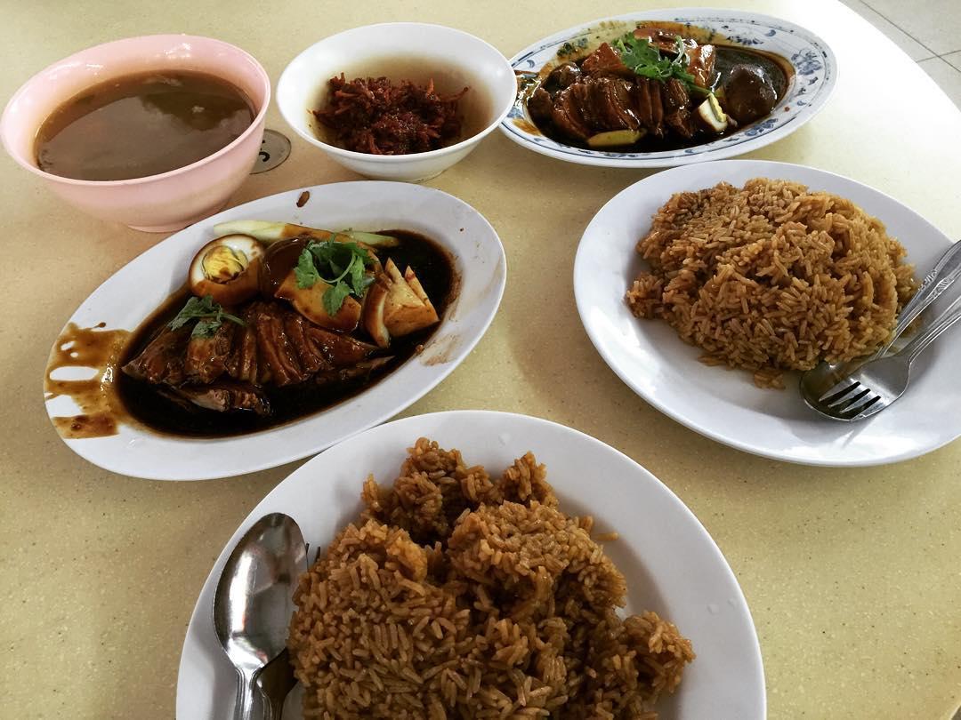 Hainanese Village Food Centre - Ming Fa Duck Rice