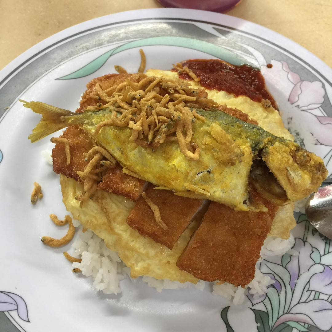 Hainanese Village Food Centre - Yi Liu Xiang Nasi Lemak