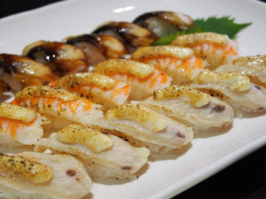 Japanese Buffet Restaurants Hokkaido Sushi Restaurant