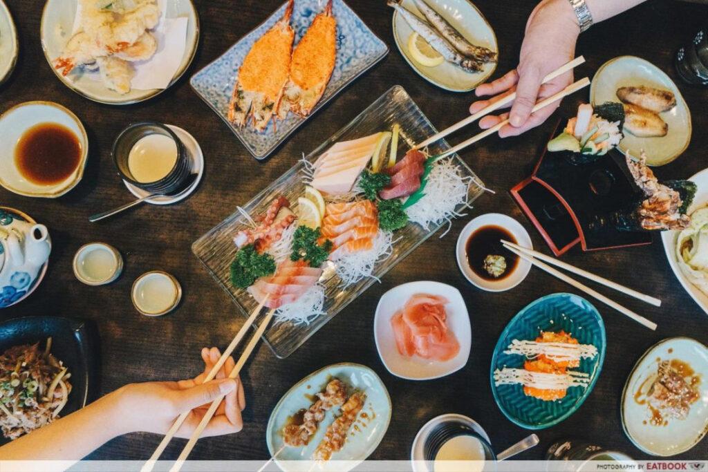 Japanese Buffet Restaurants Irodori Japanese Restaurant