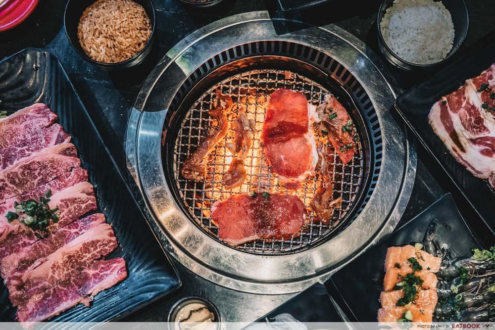 Japanese Buffet Restaurants Rocku Yakiniku