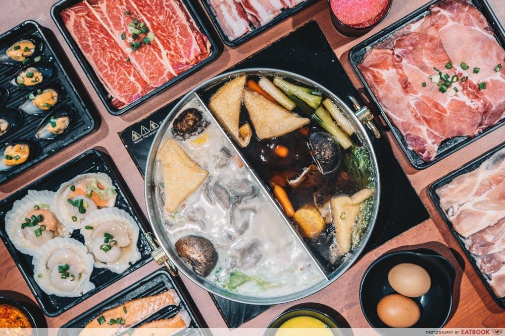 Japanese Buffet Restaurants SUKI-YA