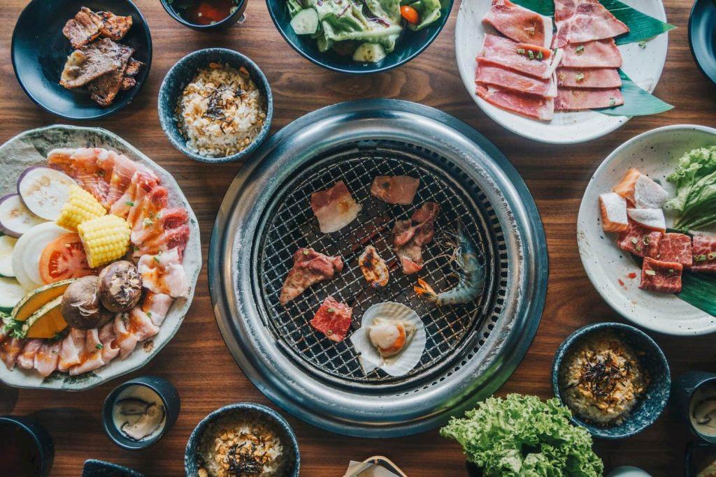 Japanese Buffet Restaurants Tajimaya Yakiniku