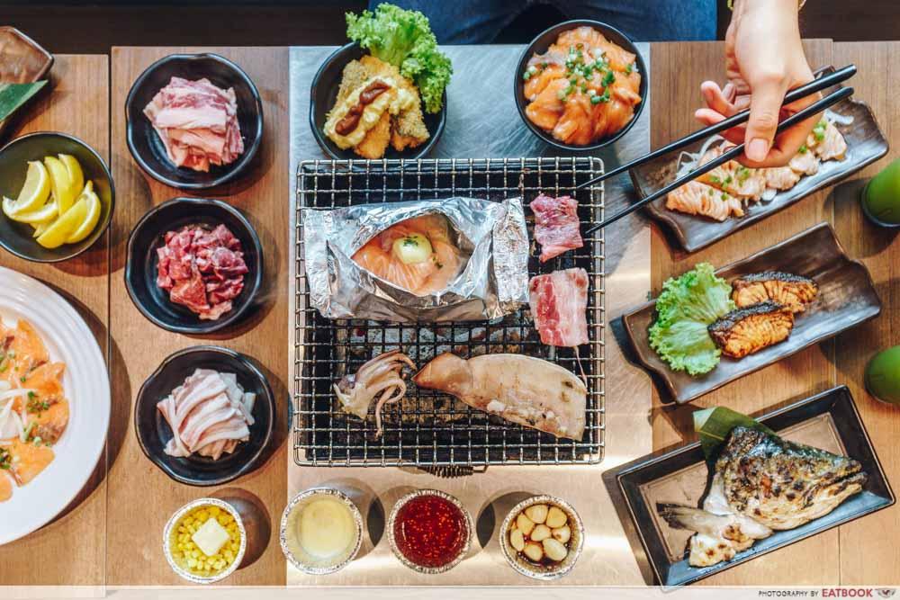 Japanese Buffet Restaurants Yakiniku Ohji