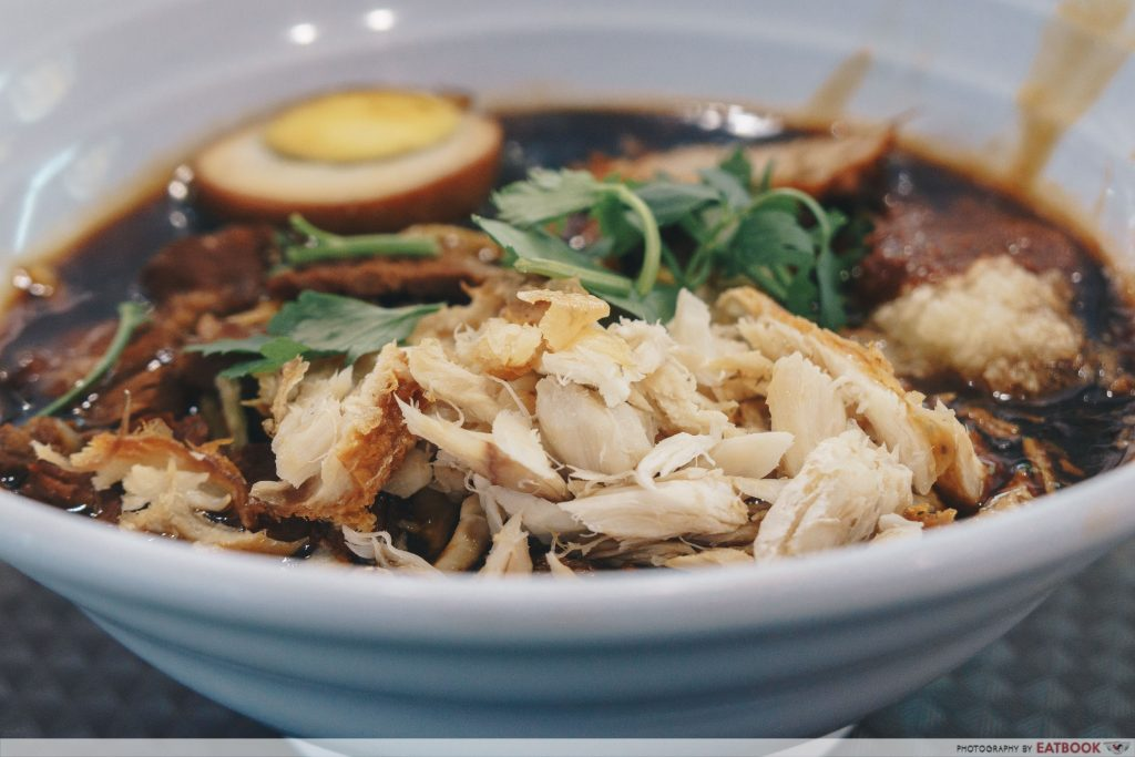 Lor Mee GHS - Fish Flakes
