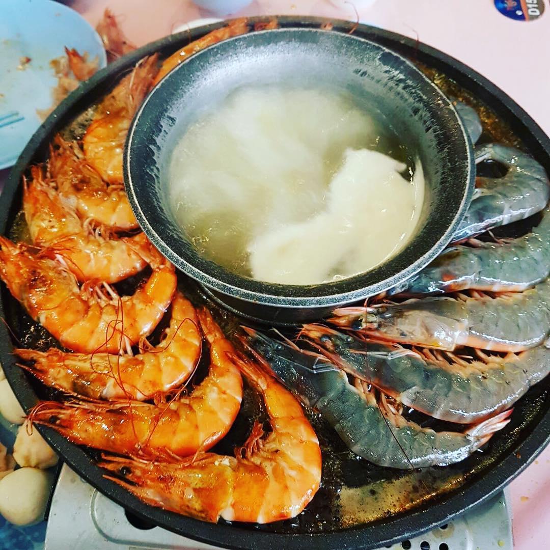 Marina Bay Sands Food - BBQ Steamboat