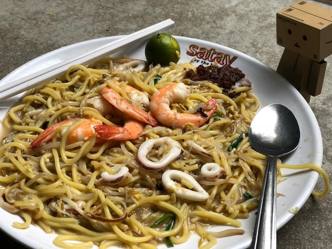 Marina Bay Sands Food - Geylang Lor 29 Hokkien Mee