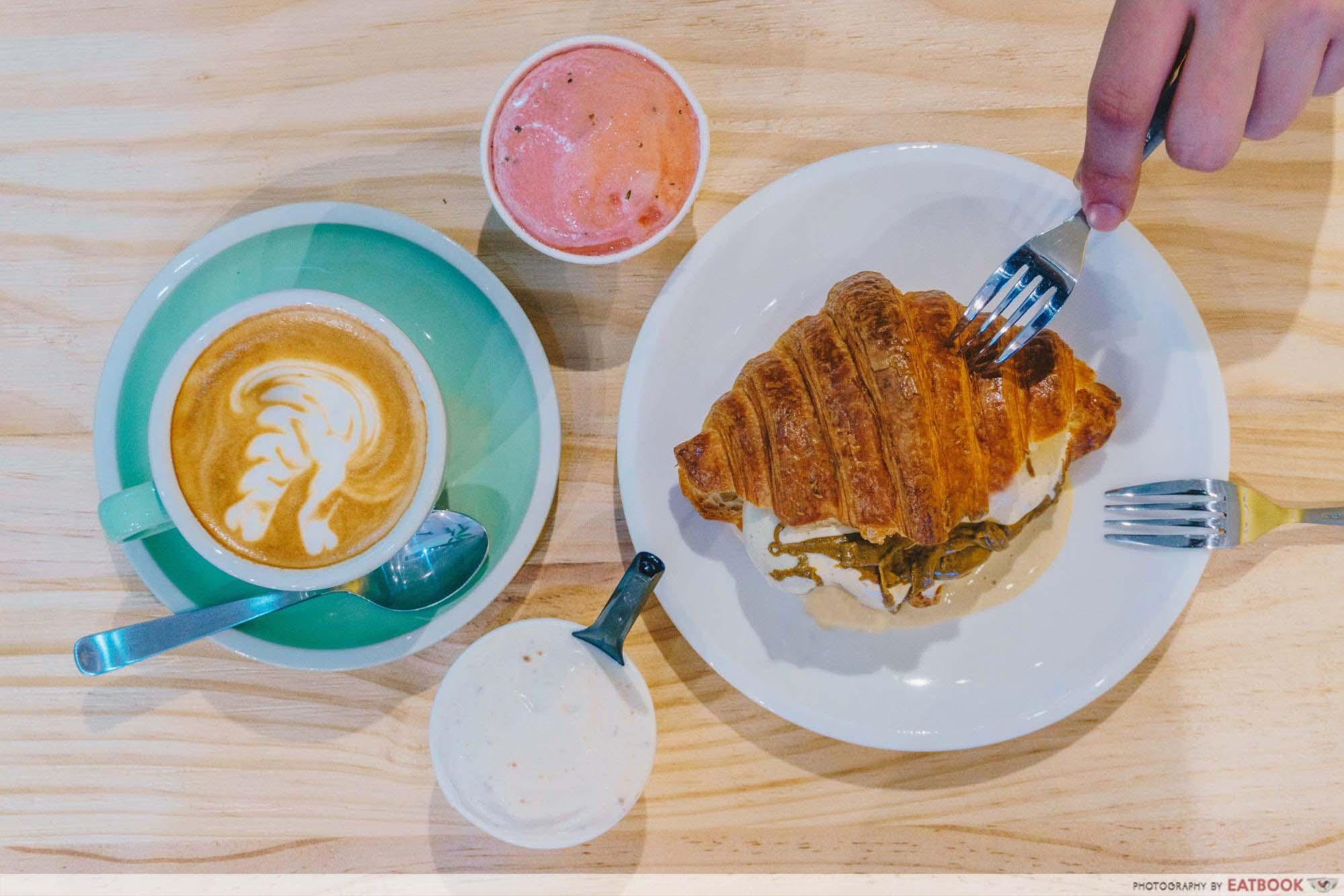 New Restaurants September 2018 - Dopa Dopa Creamery Food