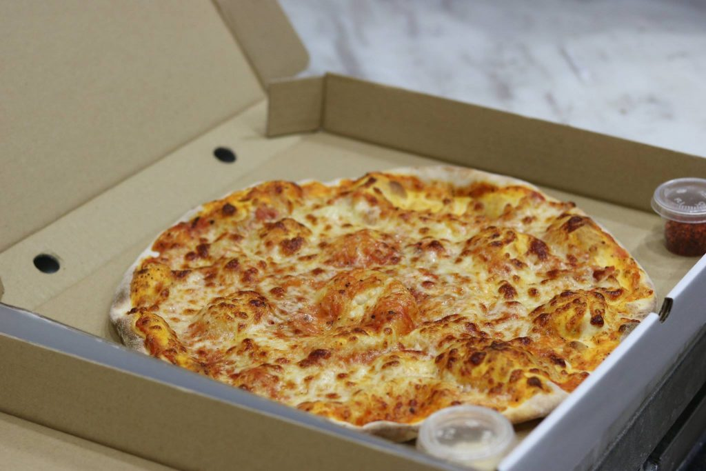 Pizza Delivery - Napolizz Pizza Delivery