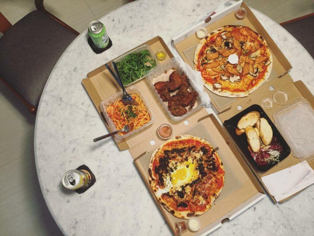 Pizza Delivery -Spizza