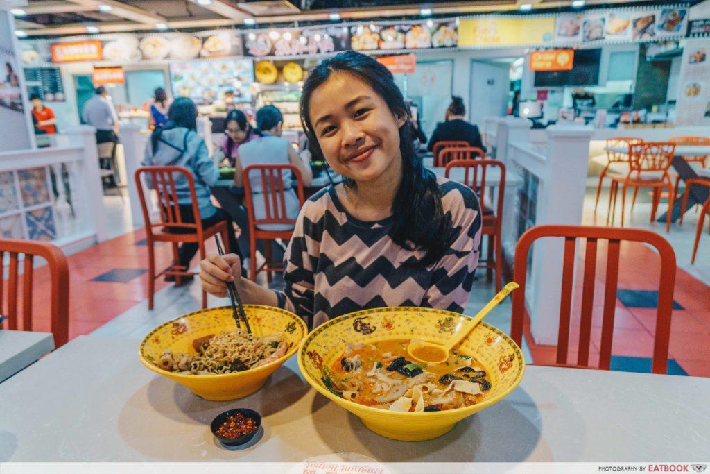 Shan Ji Fragrant Hotpot Cineleisure verdict