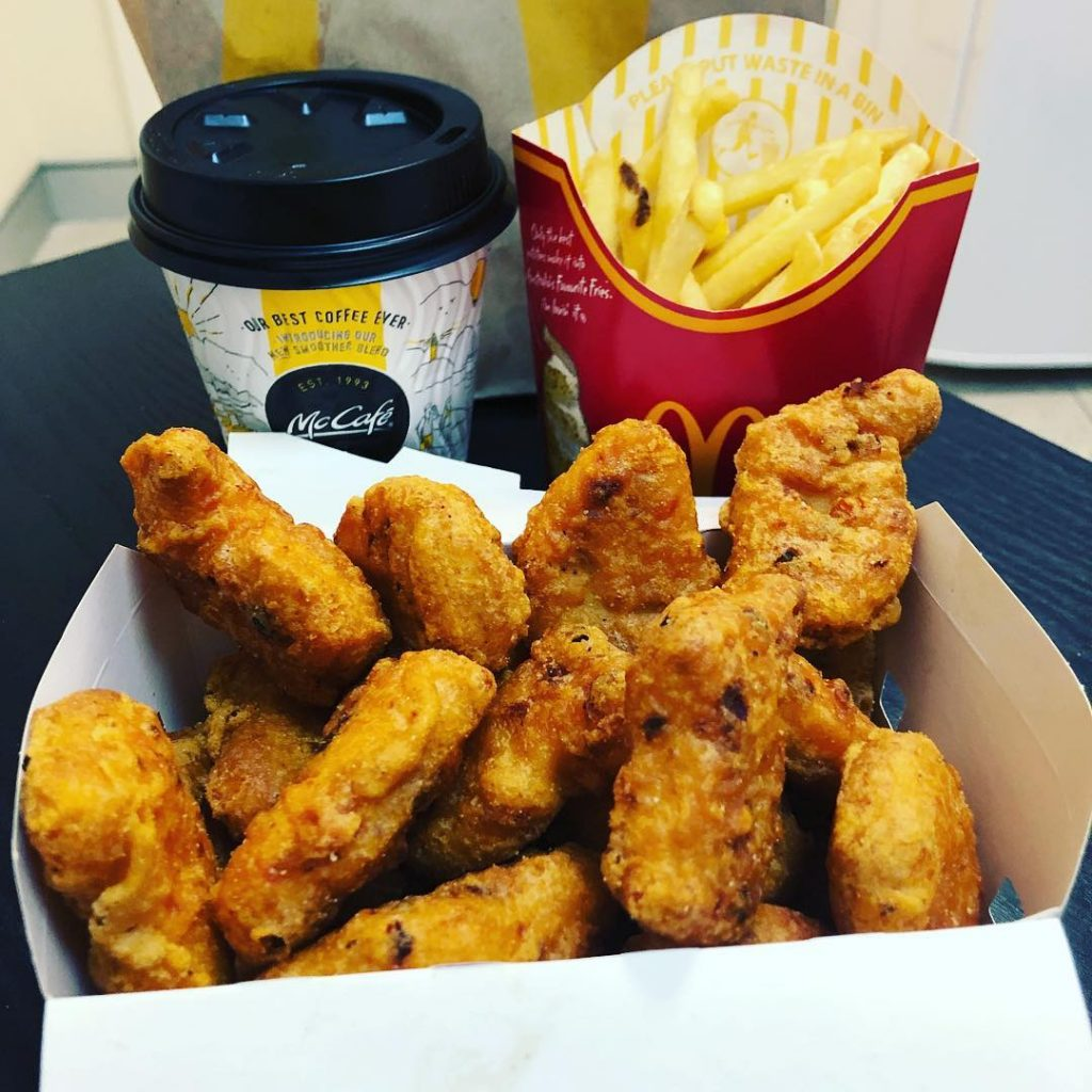McDonald's Spicy Chicken McNuggets Will Be Back From 6