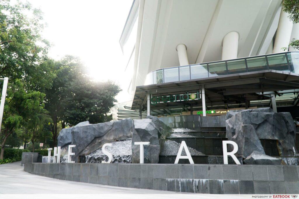 Star Vista Lunch Deals