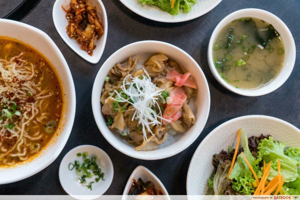 Star Vista Lunch Deals Gyu Kaku