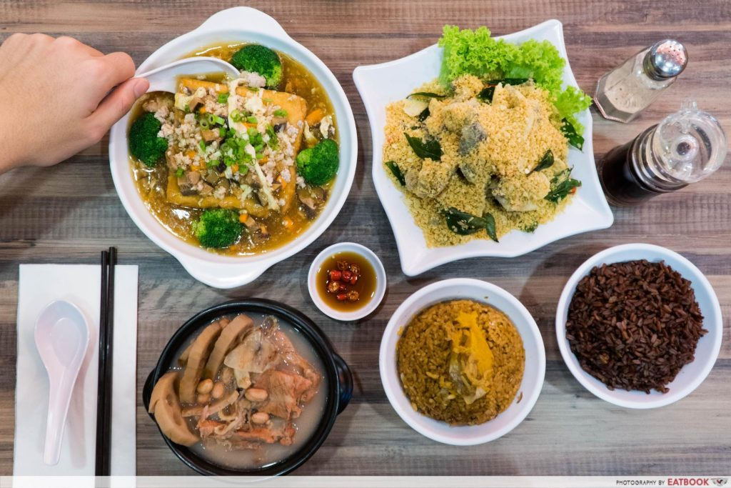 Star Vista Lunch Deals Lao Huo Tang