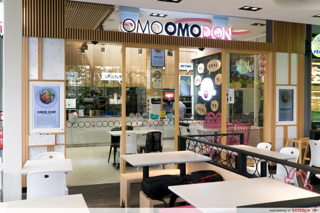 Star Vista Lunch Deals Omoomo Exterior