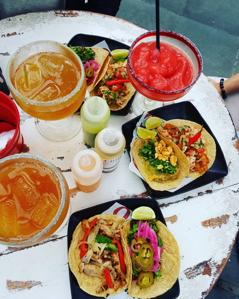 Supper Deals Chope Senor Taco