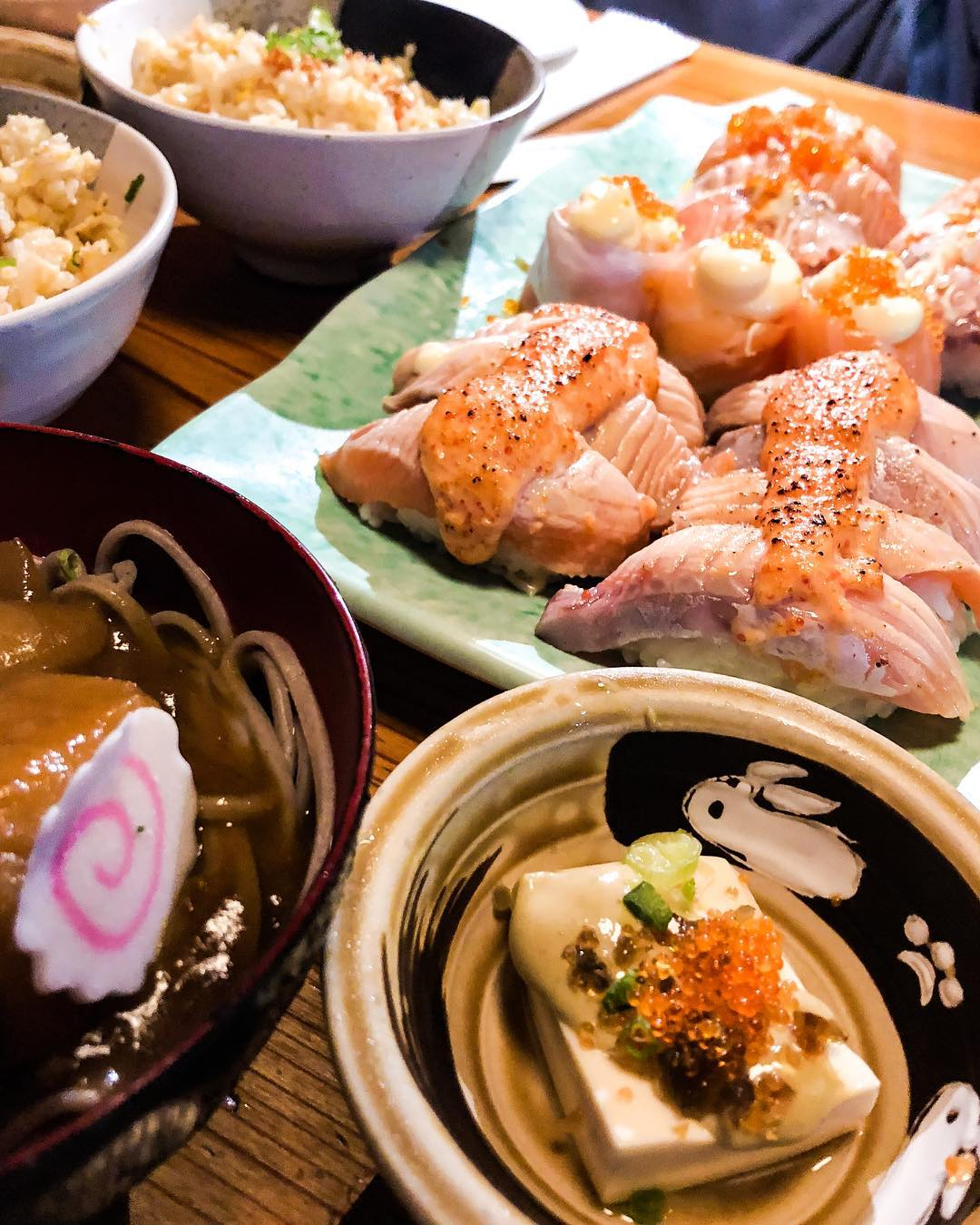 Sushi Buffet Food Places - (8)