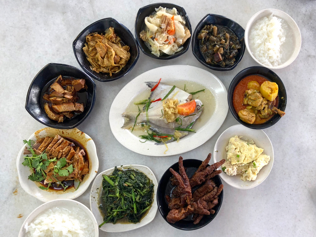 Tanjong Katong Food - Heng Long Teochew Porridge