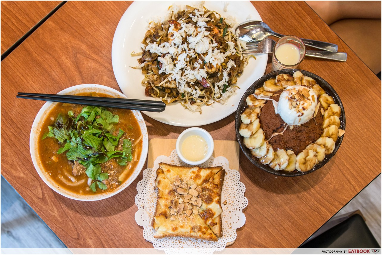 Tanjong Katong Food - Penang Bagus
