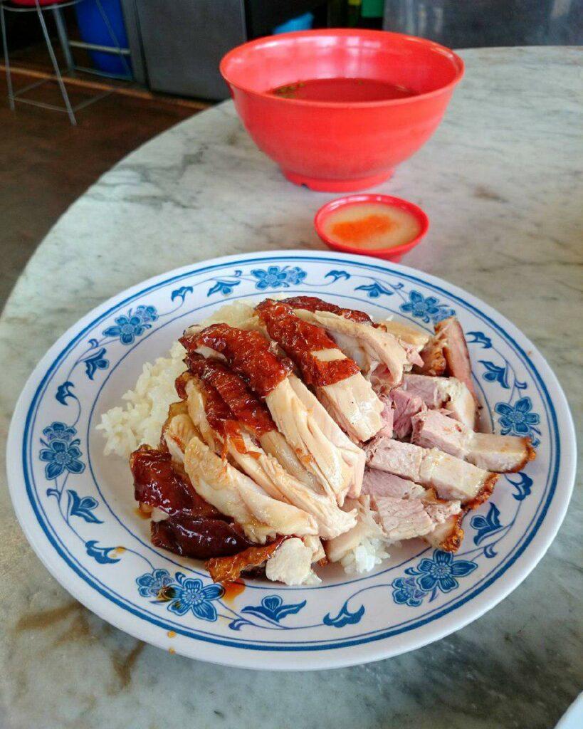 Tanjong Katong food - keng bee