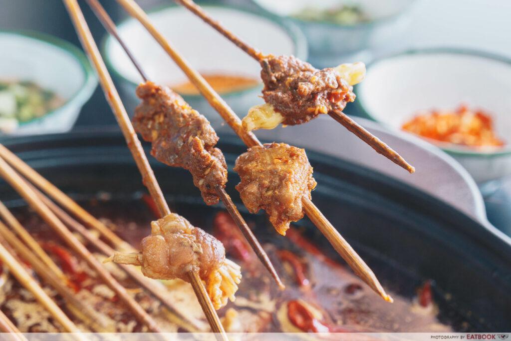 Xiao Jun Gan - Best Meat Skewers