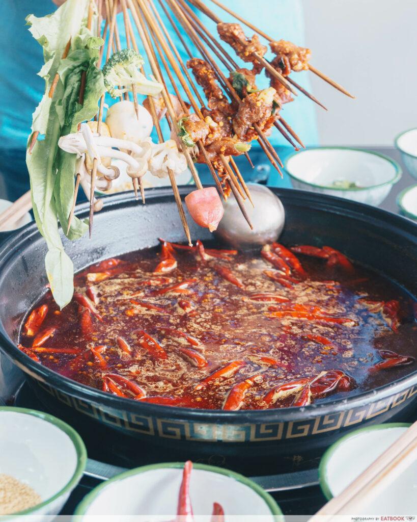 Xiao Jun Gan - Sichuan Spicy Hot Pot With Butter