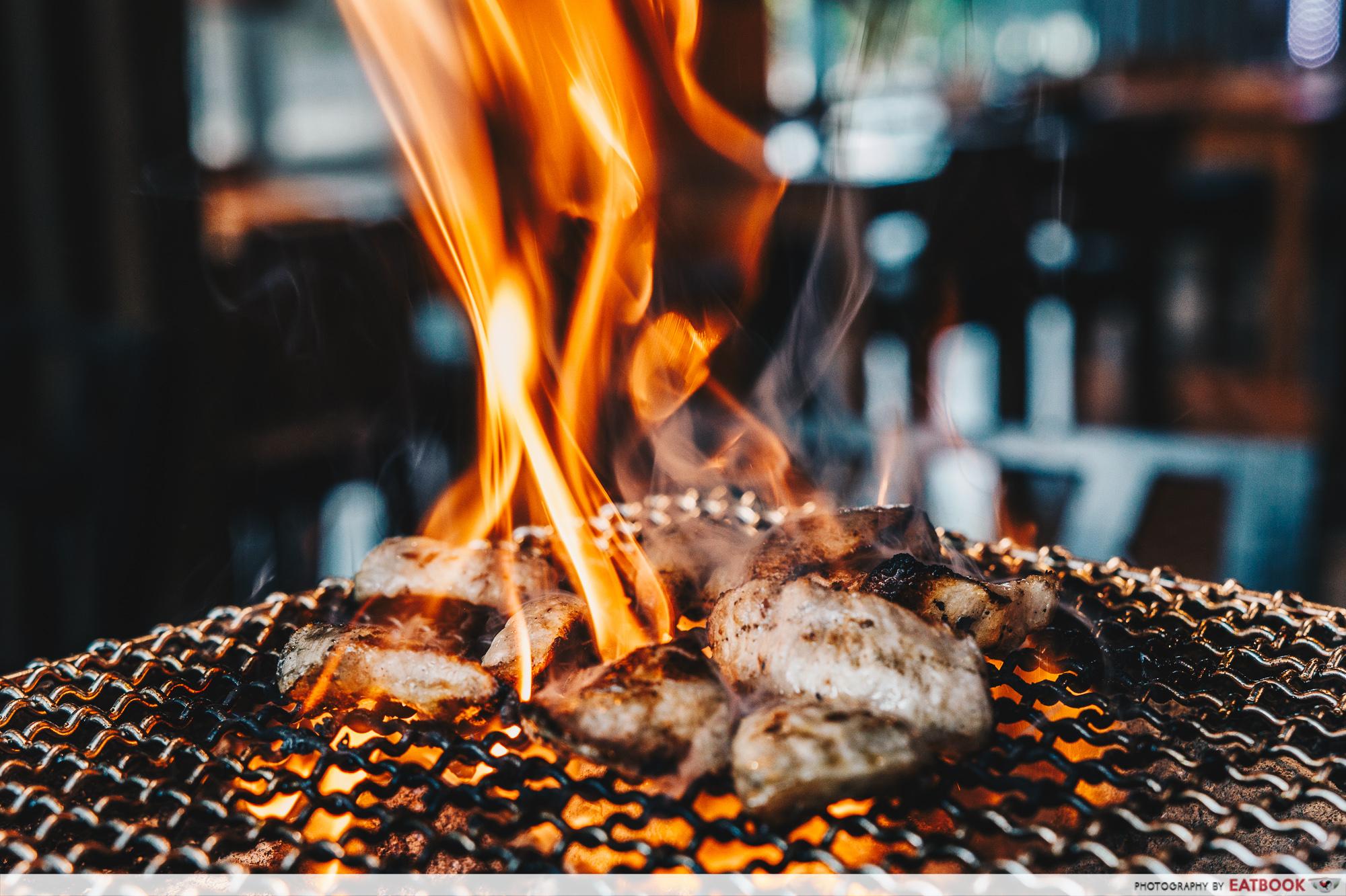 Yakiniku Ohji - Charcoal Grill