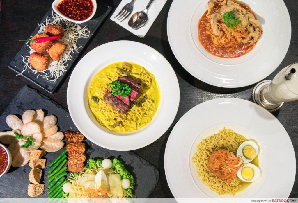 halal restaurants Chope - Rumah Rasa