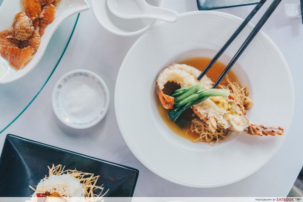 limited time dining deals maybank Min Jiang