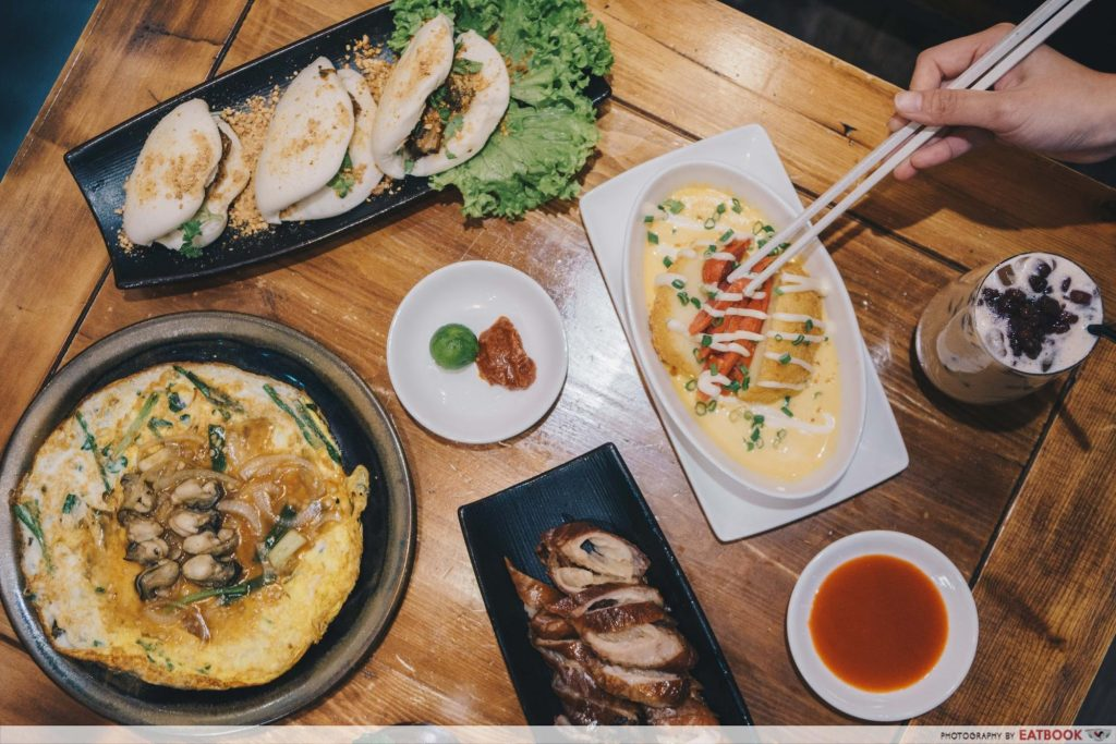 limited time dining deals maybank eat at taipei tampines