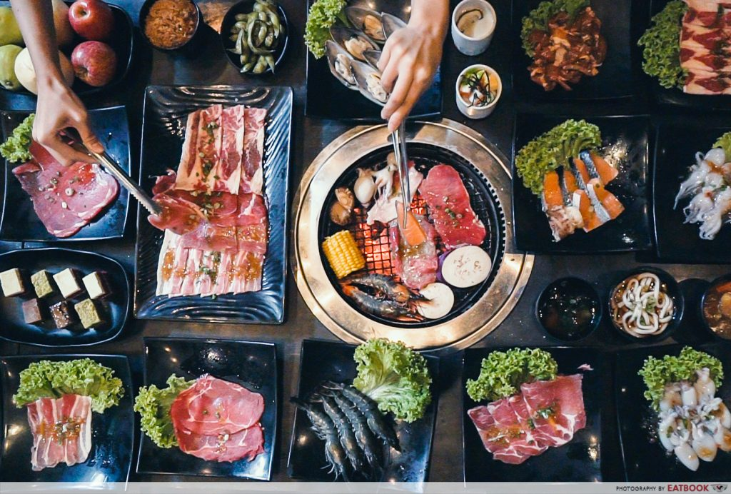 limited time dining deals maybank rocku yakiniku