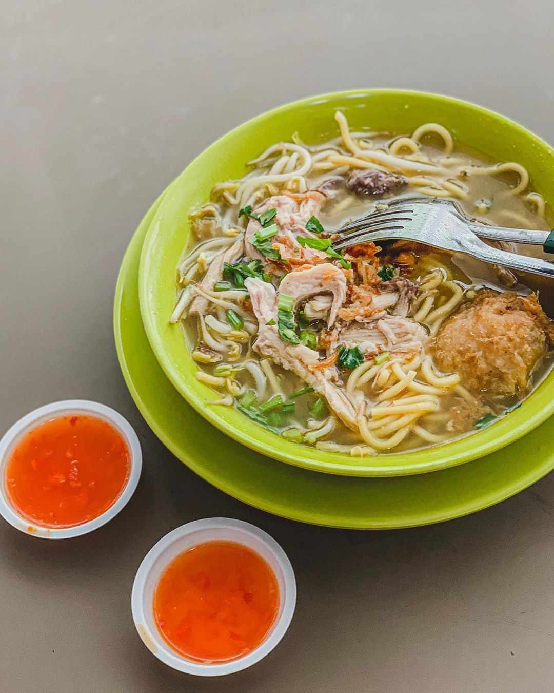 Bedok Food Mee Soto