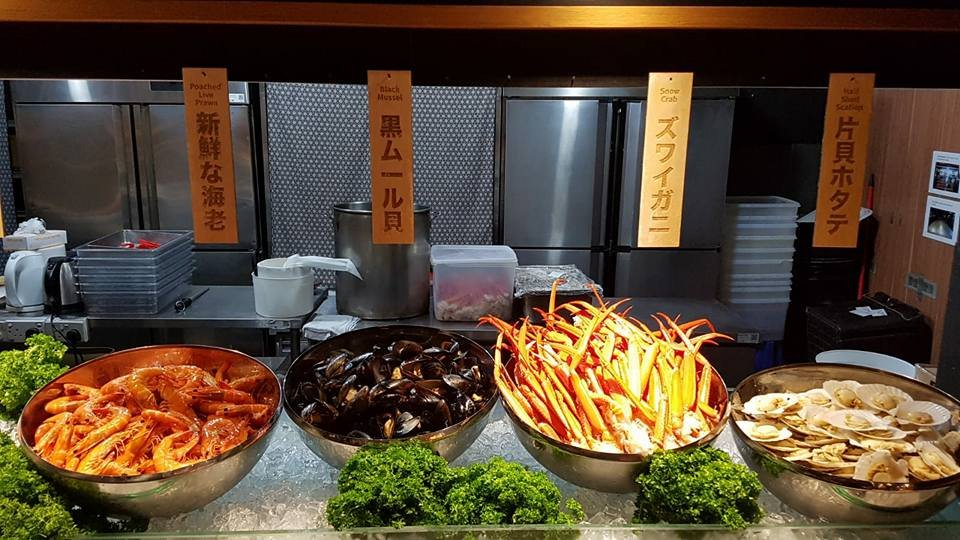 Japanese Buffet Restaurants Kiseki