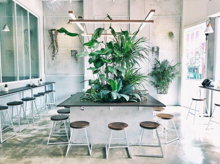 Beautiful Cafes - Five Oars Coffee Roasters Ambience