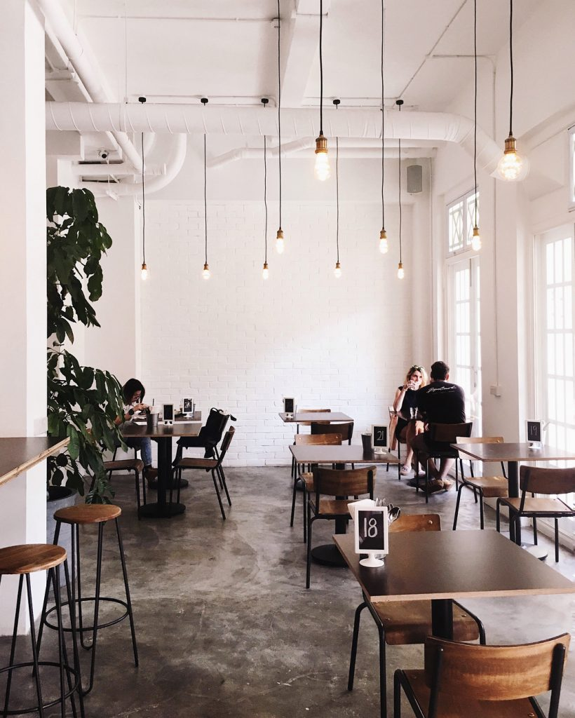 Beautiful Cafes - Twenty Eight Cafe Ambience