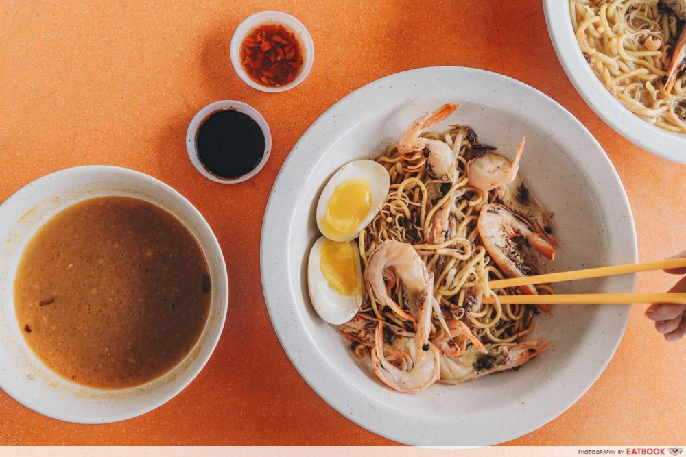 Big Prawn Noodles - Big Prawn Noodle