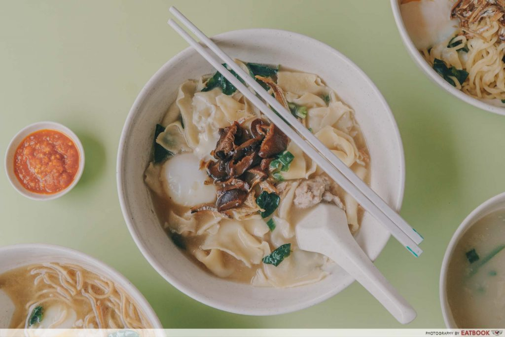 Boon's Noodles - (11)
