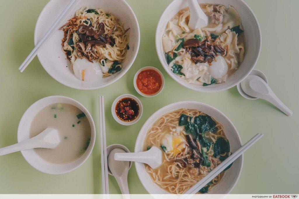 Boon's Noodles - (4)