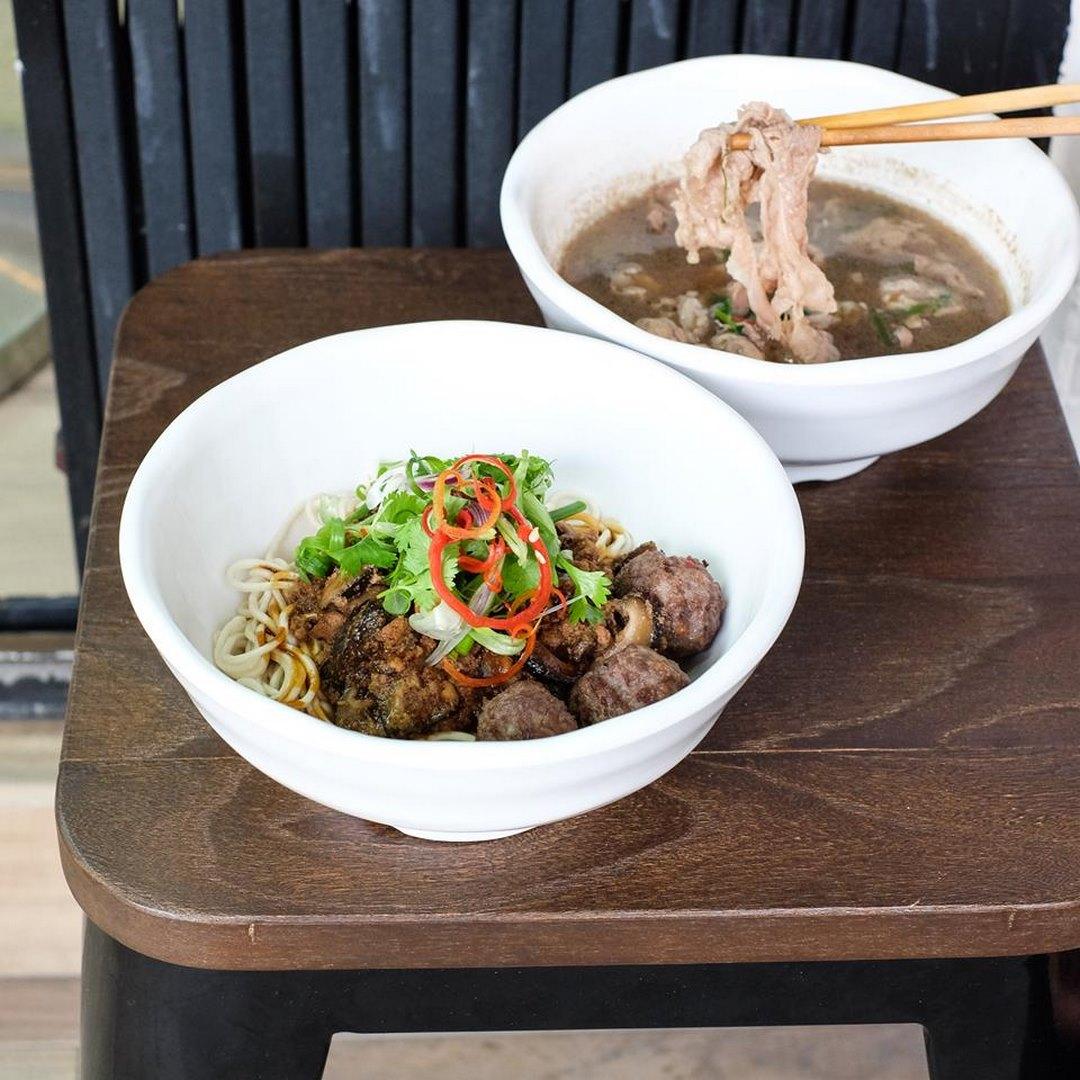 Chope Online Food Festival Sale Grub Burger + Noodle Bar