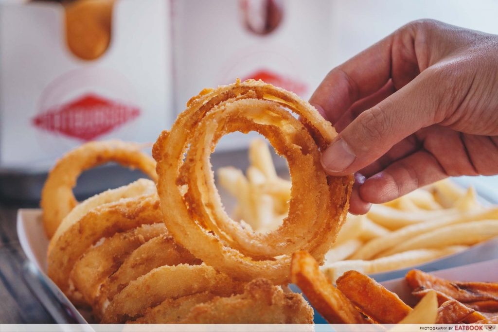 Fatburger Onion Ring