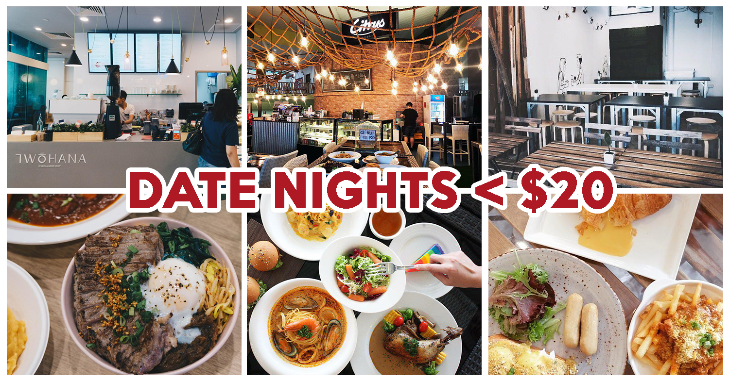 10 Halal Date Night Places Under 20 Nett Per Person For A Night To Remember Eatbook Sg New Singapore Restaurant And Street Food Ideas Recommendations