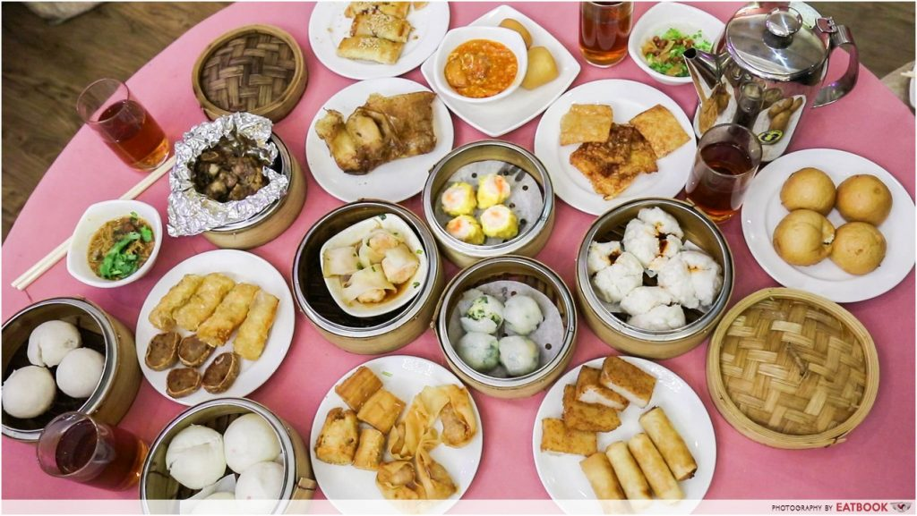 Harbourfront Food Places - Ban Heng