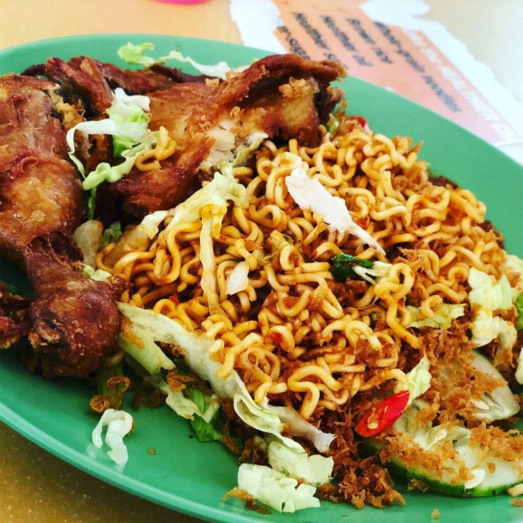 Harbourfront Food Places - Farasha Muslim Food